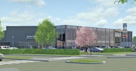 Winkelcentrum Grote Beer te Hoorn