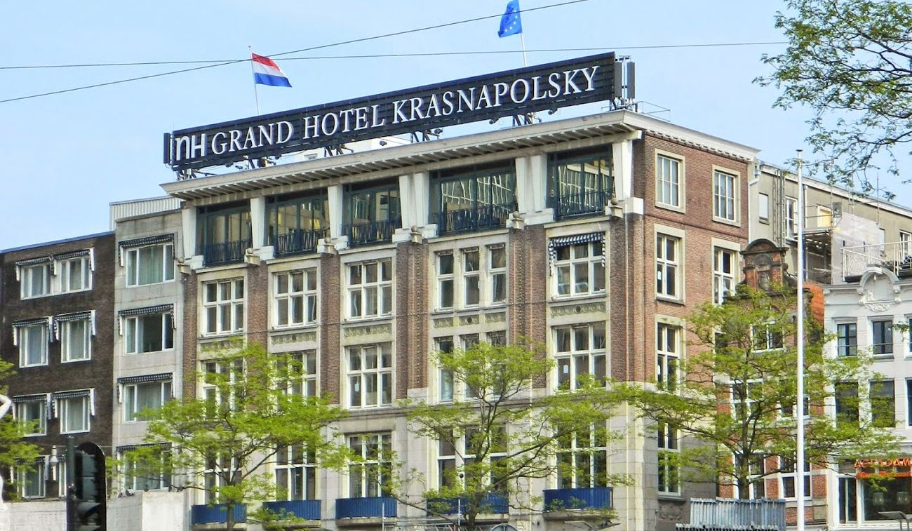 Werk Hotel Amsterdam